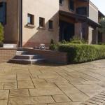 Pavimento in Cemento Stampato Venezia
