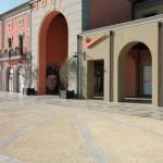 Pavimentazione piazze SassoItalia®