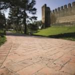 Pavimento Stampato effetto pietra