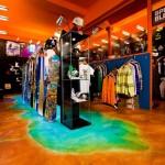 Pavimento nuvolato per negozi