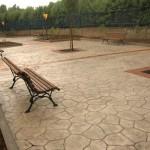 Pavimento Stampato per Piazze