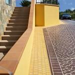 Pavimento StencilTop per vialetti